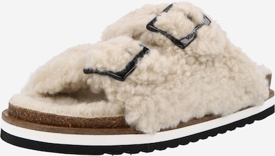 Marc O'Polo Pantolette 'Andrea' in offwhite, Produktansicht