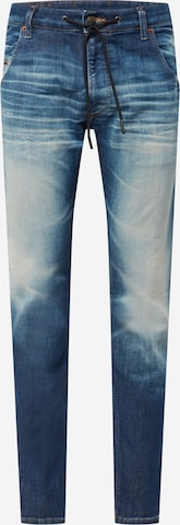 Jean 'KROOLEY' DIESEL en bleu