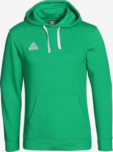 PEAK Sportsweatshirt in grün, Produktansicht