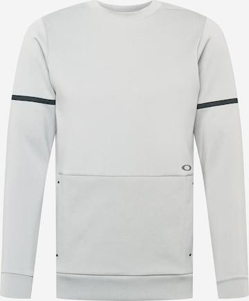 OAKLEY Sportsweatshirt i grå