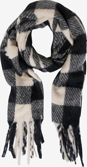 STREET ONE Schal in beige / schwarz, Produktansicht