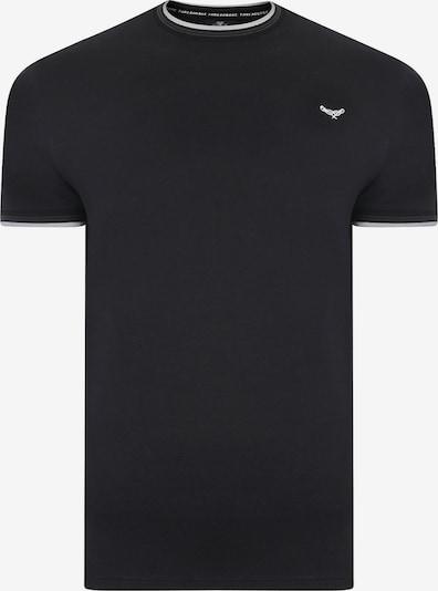 Threadbare T-Shirt in schwarz / weiß, Produktansicht