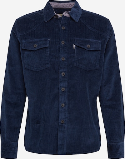 Picture Organic Clothing Functional shirt 'GRAFTONS' in dark blue, Item view