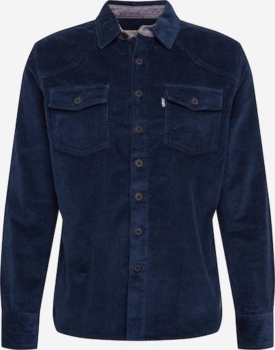 Picture Organic Clothing Radna košulja 'GRAFTONS' u tamno plava, Pregled proizvoda