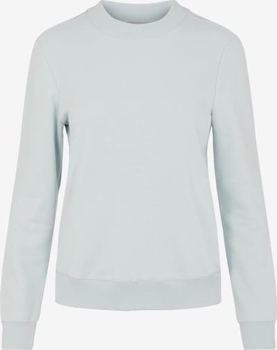 PIECES Sweat-shirt en bleu clair, Vue avec produit