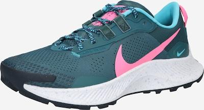Sneaker de alergat 'Pegasus Trail 3' NIKE pe verde petrol / roz, Vizualizare produs
