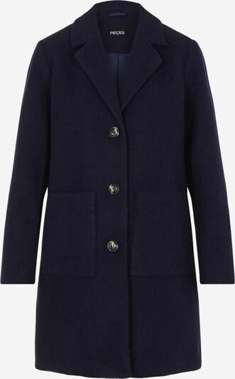 PIECES Mantel in nachtblau, Produktansicht