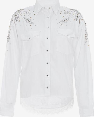 CIPO & BAXX Bluse in weiß, Produktansicht