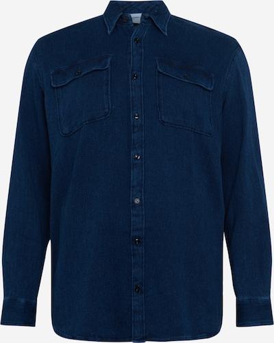 Jack & Jones Plus Chemise en bleu denim, Vue avec produit