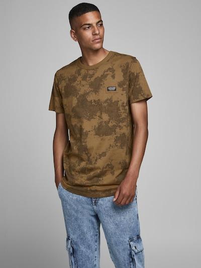 JACK & JONES Shirt in de kleur Bruin: Vooraanzicht