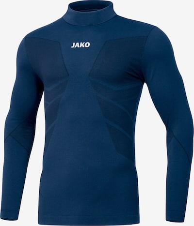 JAKO Sportunterwäsche in dunkelblau / weiß, Produktansicht