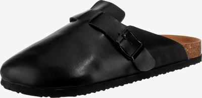 Freyling Pantolette in schwarz, Produktansicht