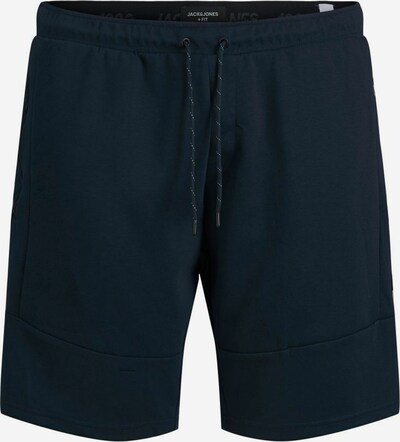 JACK & JONES Klassisch Plus Size Sweatshorts in dunkelblau, Produktansicht
