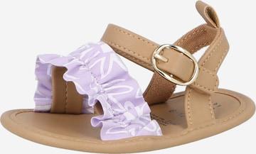 Sandale de la GAP pe mov