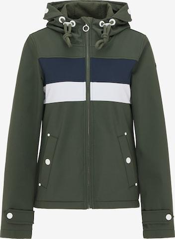 DreiMaster Maritim Performance Jacket in Green