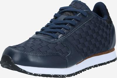 WODEN Sneakers laag 'Ydun NSC' in de kleur Navy, Productweergave