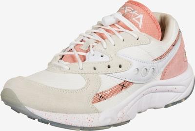 saucony Schuhe in beige / dunkelpink, Produktansicht