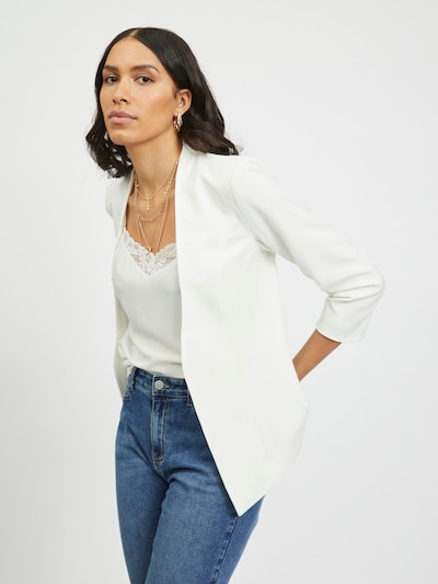 VILA Blazer in weiß, Modelansicht
