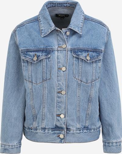 Missguided Petite Jacke in blau, Produktansicht