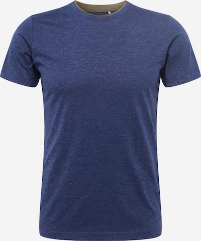 s.Oliver T-Shirt in taubenblau / khaki, Produktansicht