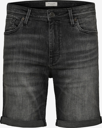 SELECTED HOMME Shorts in anthrazit, Produktansicht
