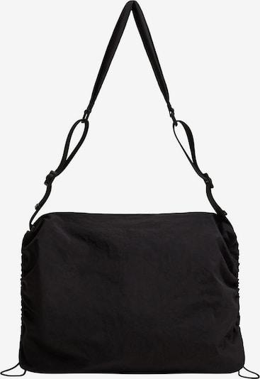 MANGO Taška přes rameno 'FRUNCIDO' - černá, Produkt