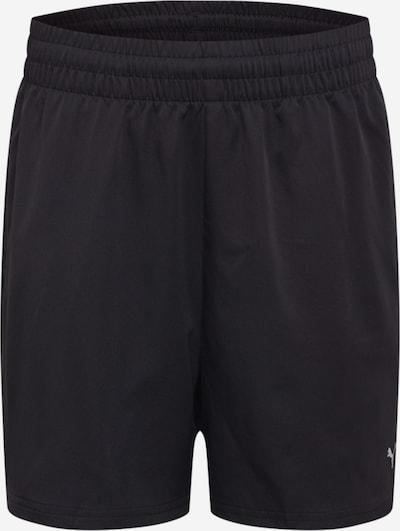 PUMA Sporthose in schwarz / weiß, Produktansicht