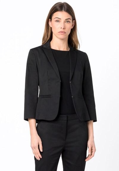 HALLHUBER Blazer 'Sofia' in schwarz, Modelansicht