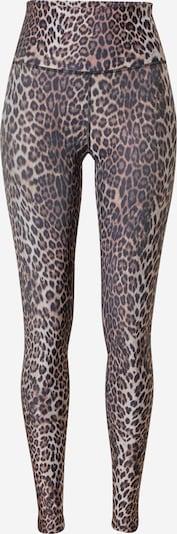 Pantaloni sport 'Windia' Athlecia pe maro / negru, Vizualizare produs