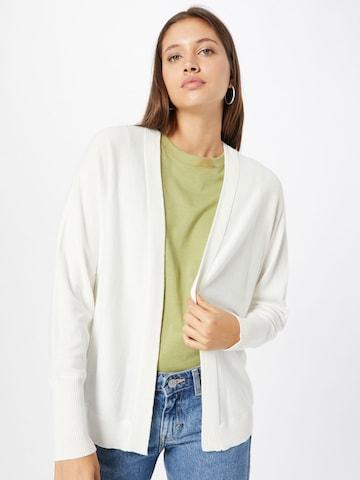 ESPRIT Kardigan w kolorze biały