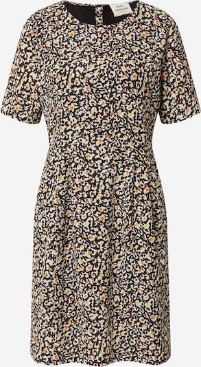 Vasarinė suknelė 'Recina Deily' iš MADS NORGAARD COPENHAGEN , spalva - gelsvai pilka spalva / juoda / balta, Prekių apžvalga