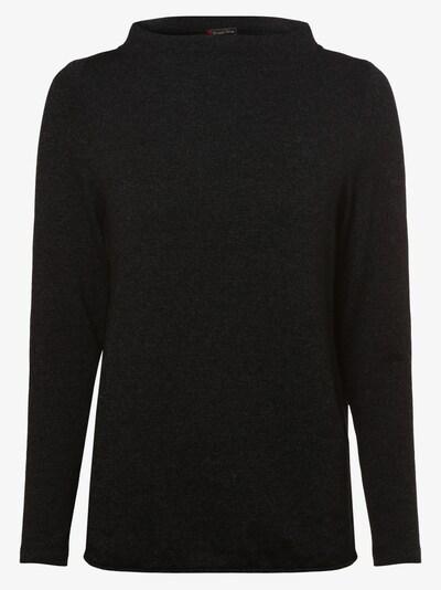 STREET ONE Pullover in dunkelgrau, Produktansicht