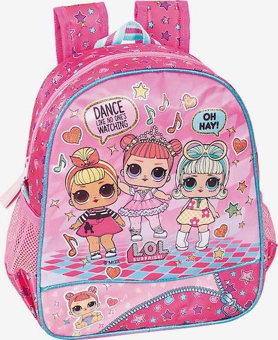 L.O.L. Kindergartenrucksack in mischfarben, Produktansicht