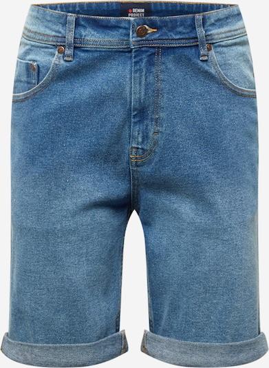 Denim Project Shorts 'Mr. Orange' in blau, Produktansicht