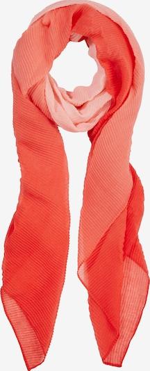 s.Oliver BLACK LABEL Schal in rosa / hellrot, Produktansicht