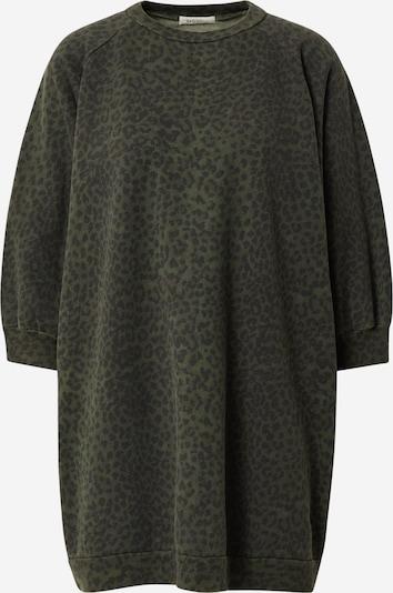 Ragdoll LA Sweatshirt in grün / dunkelgrün, Produktansicht