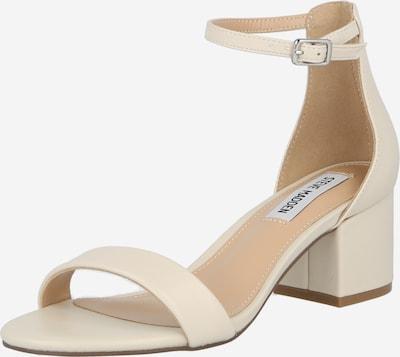 Sandalo con cinturino 'Irenee' STEVE MADDEN di colore crema / bianco, Visualizzazione prodotti