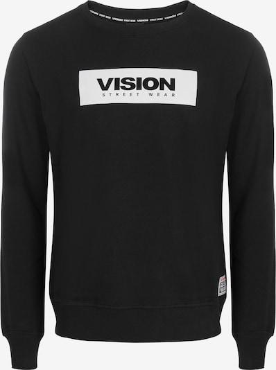 Vision Streetwear Sweatshirt in schwarz, Produktansicht