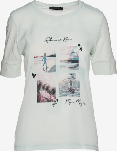 Decay T-Shirt in mint, Produktansicht