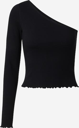 Gina Tricot Shirt 'Janni' in schwarz, Produktansicht
