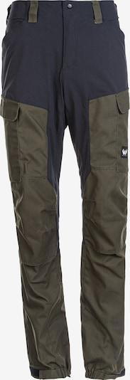 Whistler Trekkinghose 'ROMNING M' in dunkelgrün, Produktansicht