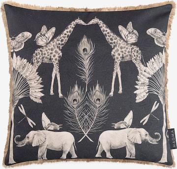 MAGMA Pillow 'Namibia' in Black