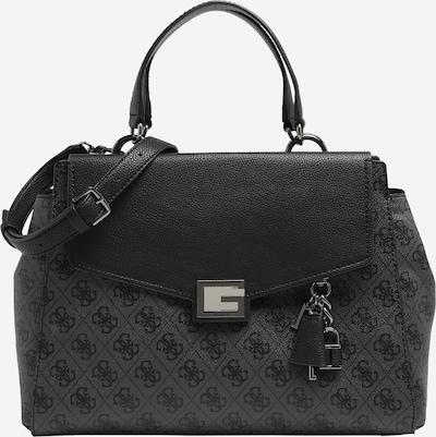 GUESS Handtasche 'Valy' in grau / schwarz, Produktansicht