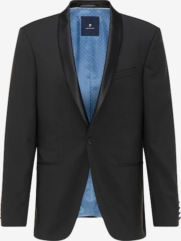 Veste de costume 'Maxime' PIERRE CARDIN en noir