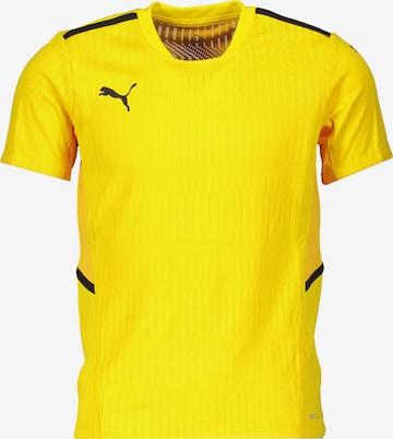 PUMA Trikot in Gelb