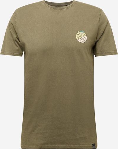 SHINE ORIGINAL Shirt in khaki / mischfarben, Produktansicht