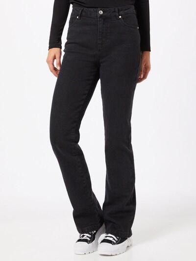 VERO MODA Jeans 'VMSaga' in schwarz, Modelansicht