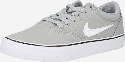 szürke / fehér Nike SB Rövid szárú edzőcipők, Termék nézet
