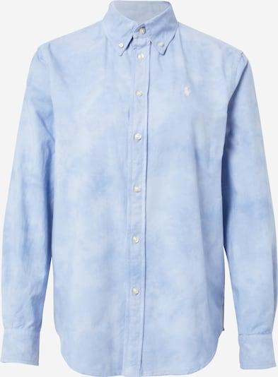 POLO RALPH LAUREN Bluse in hellblau, Produktansicht