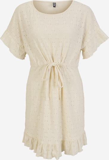 Pieces Petite Kleid 'LIFE' in wollweiß, Produktansicht